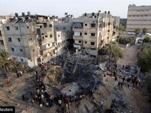 Izrael pokrenuo zračne i artiljerijske udare po Gazi nakon jednog projektila