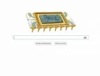 Google odao počast jednom od izumitelja mikročipa R. Noyceu