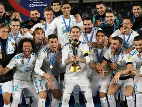 Realovi igrači u 2017. godini primili po dva milijuna eura bonusa