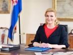 Grabar-Kitarović poručila 'Hrvatska nema vremena za gubljenje'