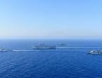 Sudarili se turski i grčki ratni brodovi