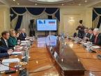 Čović u Moskvi: Unapređenje bilateralnih odnosa i parlamentarne suradnje