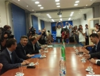 Plenković i Petrov: Režemo broj ministarstava u novoj Vladi