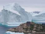 Golemi ledenjak s Antarktike mogao bi udariti u britanski otok