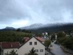 Snijeg zabijelio vrhove ramskih planina