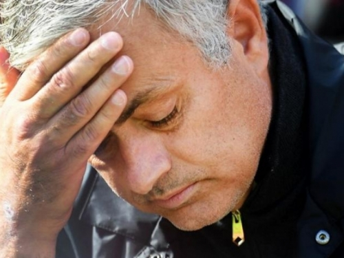 UEFA suspendirala Josea Mourinha