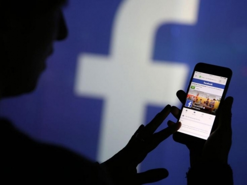 Korisnici Facebooka u Europi u problemima