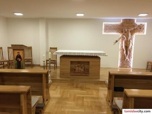 """Blagoslovljen i otvoren """"Dom Milosrđa Božjeg"""" u Bukovici"""