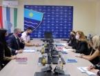 Posjet koordinatorice UN-a u BiH kod predsjednika Hercega