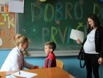 FOTO: U OŠ Marka Marulića u Prozoru danas upisano 28. djece