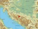 Novi potres zatresao Bosnu i Hercegovinu