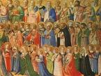 Svi sveti - velika svetkovina nebeske Crkve