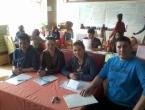 Učenici Srednje škole Prozor na seminaru na Jahorini