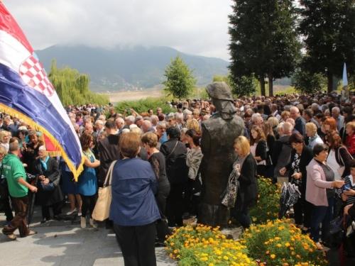 FOTO/VIDEO: Mala Gospa Rama - Šćit 2017.