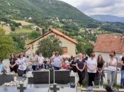 FOTO  Proslava sv. Ilije na Gmićima u župi Prozor