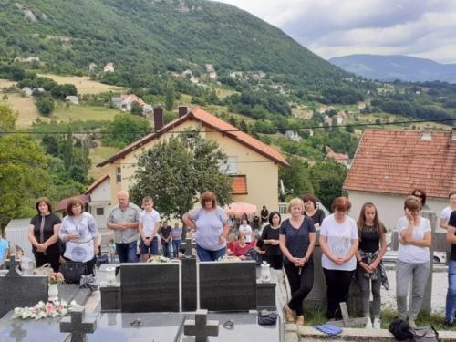 FOTO| Proslava sv. Ilije na Gmićima u župi Prozor