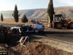 Tri osobe poginule u sudaru južno od Mostara