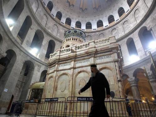 Jeruzalemski gradonačelnik ukinuo plan oporezivanja crkava