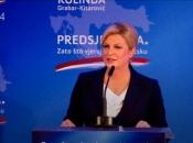 Predsjednica objavila kandidaturu za novi mandat