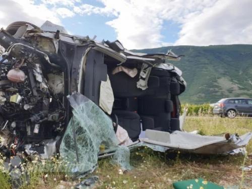 Mostar: Više ozlijeđenih u sudaru u Vrapčićima