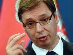 Vučić prosvjednicima: Naišli su na tvrd orah