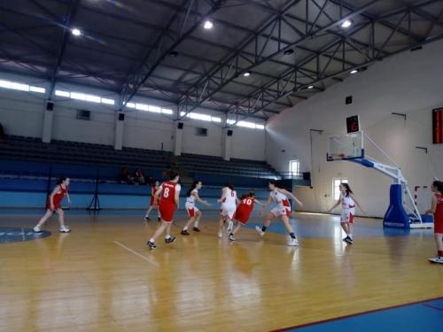 Košarkašice Rame za vikend ugostile ŽKK Zrinjski