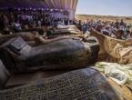 Egipat: Otkrili 52 grobnice s tisućama godina starim sarkofazima i hram kraljice