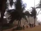 VIDEO: Pijavica pomela bezbrižne kupače