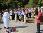 FOTO: Obilježena 22. obljetnica stradanja Hrvata na Hudutskom