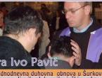 "Organizira se odlazak na ""Duhovnu obnovu"" kod fra Ive Pavića"