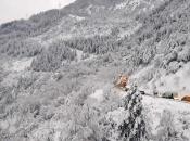 Donja Jablanica: Prometuje se jednom trakom naizmjenično