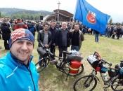 BK Rama Zagreb: Biciklima do Bleiburga