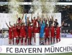 Bayern pregazio Eintracht