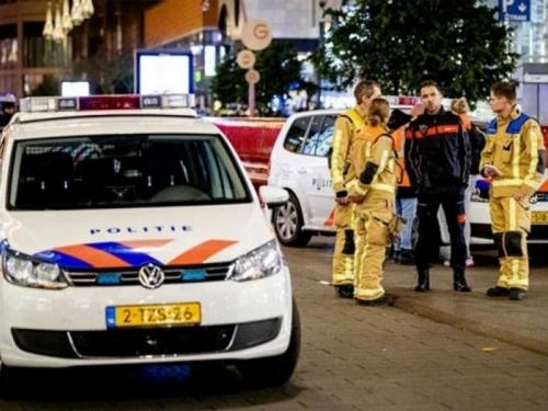 Napad u Haagu: troje ranjenih u trgovini, traje potraga za napadačem
