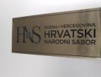 HNS BiH: Političko Sarajevo nastavlja s praksom izazivanja kaosa i netrpeljivosti