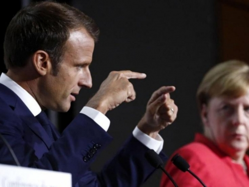 Njemačka i Francuska nadmeću se za europsko vodstvo u NATO-u