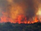 Vatrogasci ne mogu gasiti požare kod Prozora i Konjica