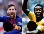 Velikani između sebe: Pele čestitao Messiju na rekordu