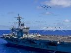 VIDEO: Kineski i ruski brodovi prate Trumpovu armadu