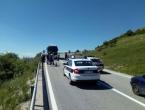 Prometna nesreća na Borovoj glavi - Motociklist preminuo u bolnici
