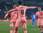 Messi i Suarez vodili Barcelonu do pobjede nad Getafeom