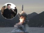 Sjeverna Koreja ispalila balistički projektil preko Japana