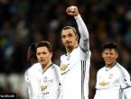 Manchester United otpustio Zlatana Ibrahimovića
