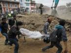 Potres u Nepalu pomaknuo Katmandu za tri metra