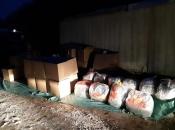 Uskoplje: 400 kilograma skunka bilo skriveno u poduzeću
