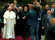 Papa gradi mostove prema pravoslavlju