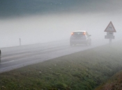 Magla smanjuje vidljivost na cestama u BiH