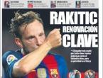 Mourinho otima Rakitića iz Barcelone