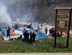 Ne postoji smještaj za migrante koji se nalaze u blizini GP Maljevac