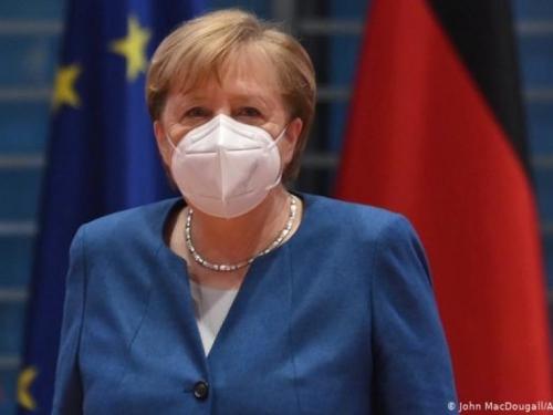 Angela Merkel primila prvu dozu AstraZenece